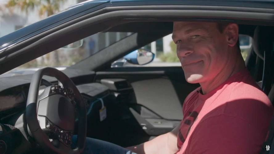 Ford And John Cena Settle GT Lawsuit, Money Going To Charity