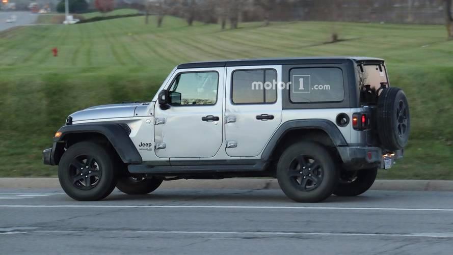 quieres conocer el jeep wrangler 2018 a fondo aqu tienes 40 fotos. Black Bedroom Furniture Sets. Home Design Ideas