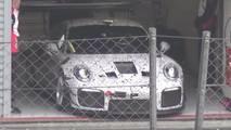 Porsche 911 prototipi - Monza