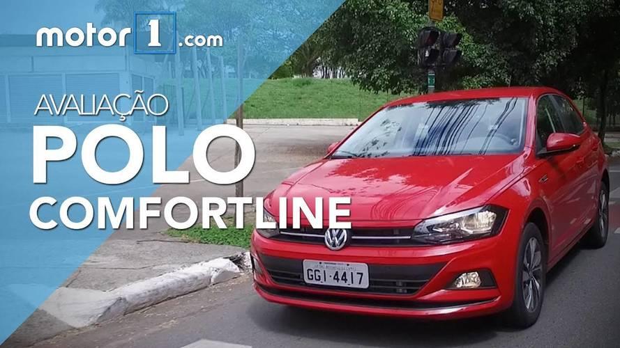 Vídeo - Avaliação Novo Polo 200 TSI Comfortline 2018