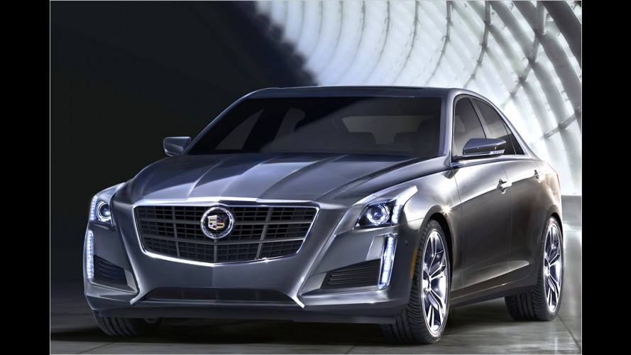 Cadillac CTS: Luxus mit Kante