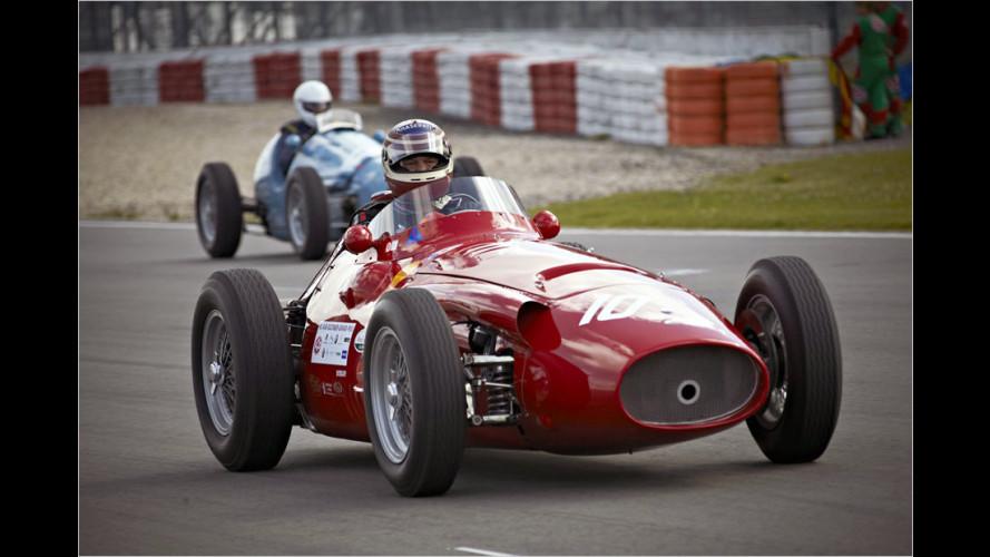Wenn der Nürburgring zum Eldorado historischer Rennwagen wird