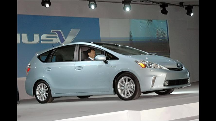Toyota: Das sind die neuen Prius-Varianten