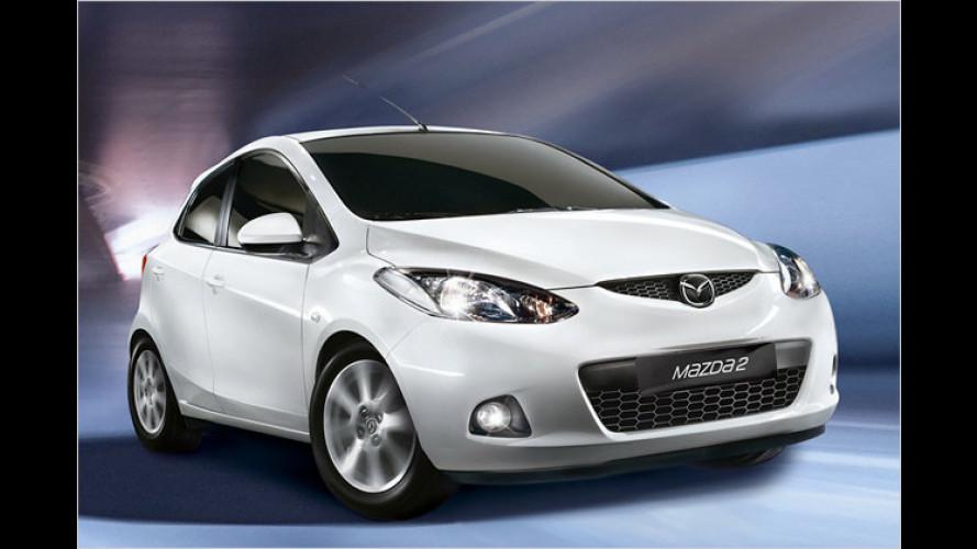 Mazda gibt einen aus: Sondermodelle zum Geburtstag