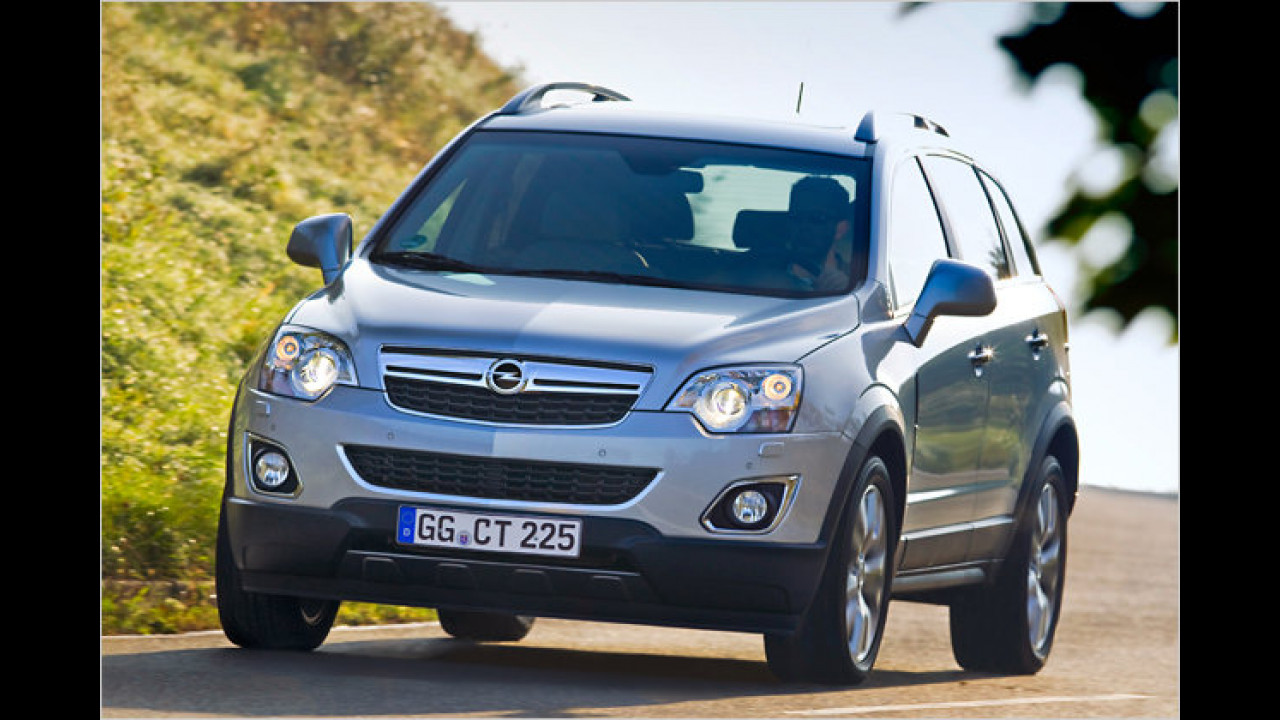 Opel Antara 2.2 CDTI Selection