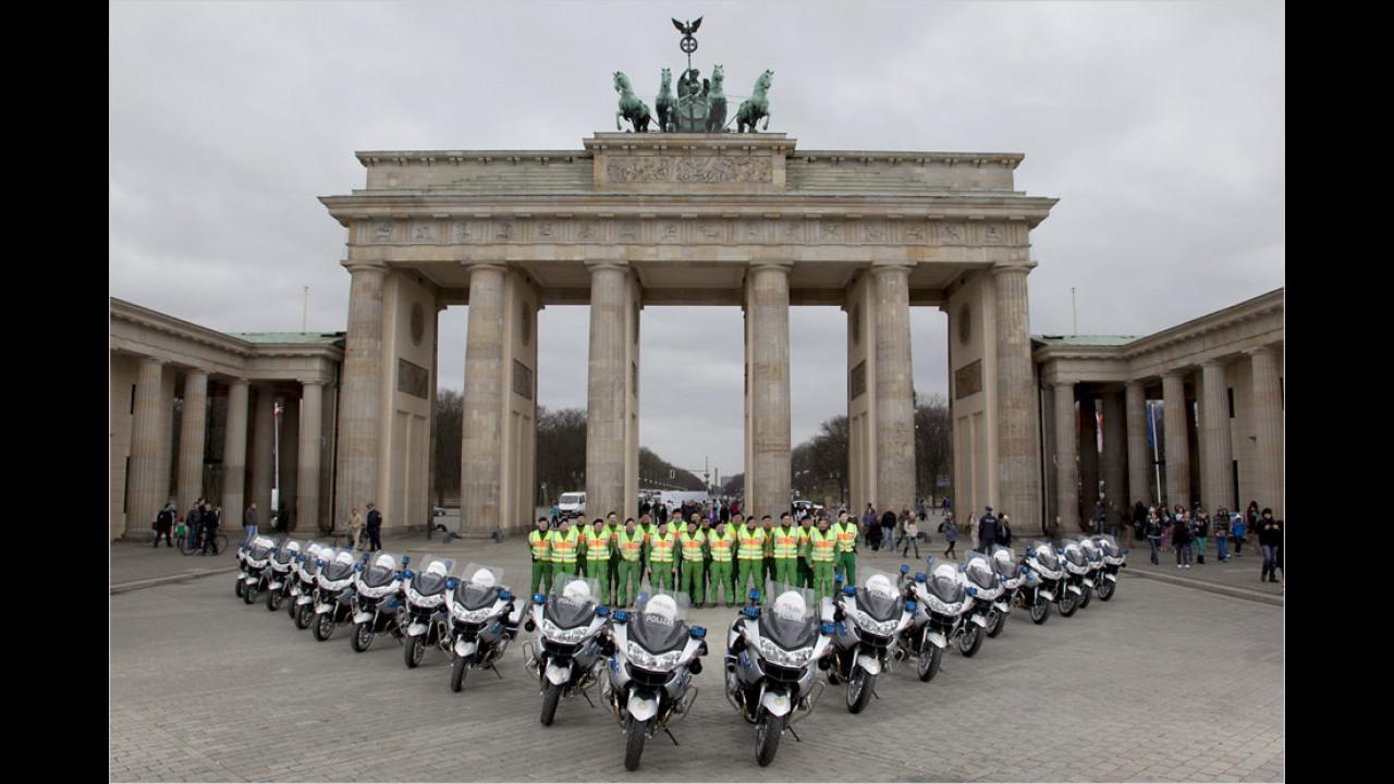 BMW-Motorräder (2011)