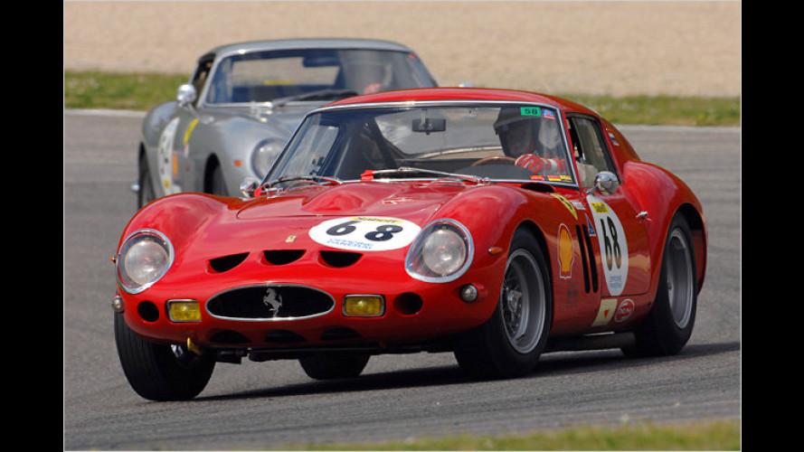 Teuer, teurer, GTO: Ferrari zum Rekordpreis versteigert