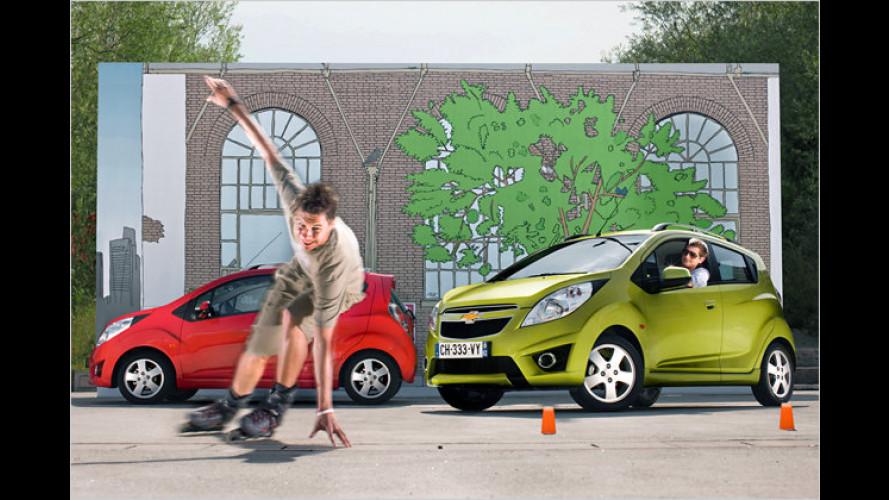 Sparen beim Spark: Chevy-Modell mit 1.900 Euro Preisvorteil