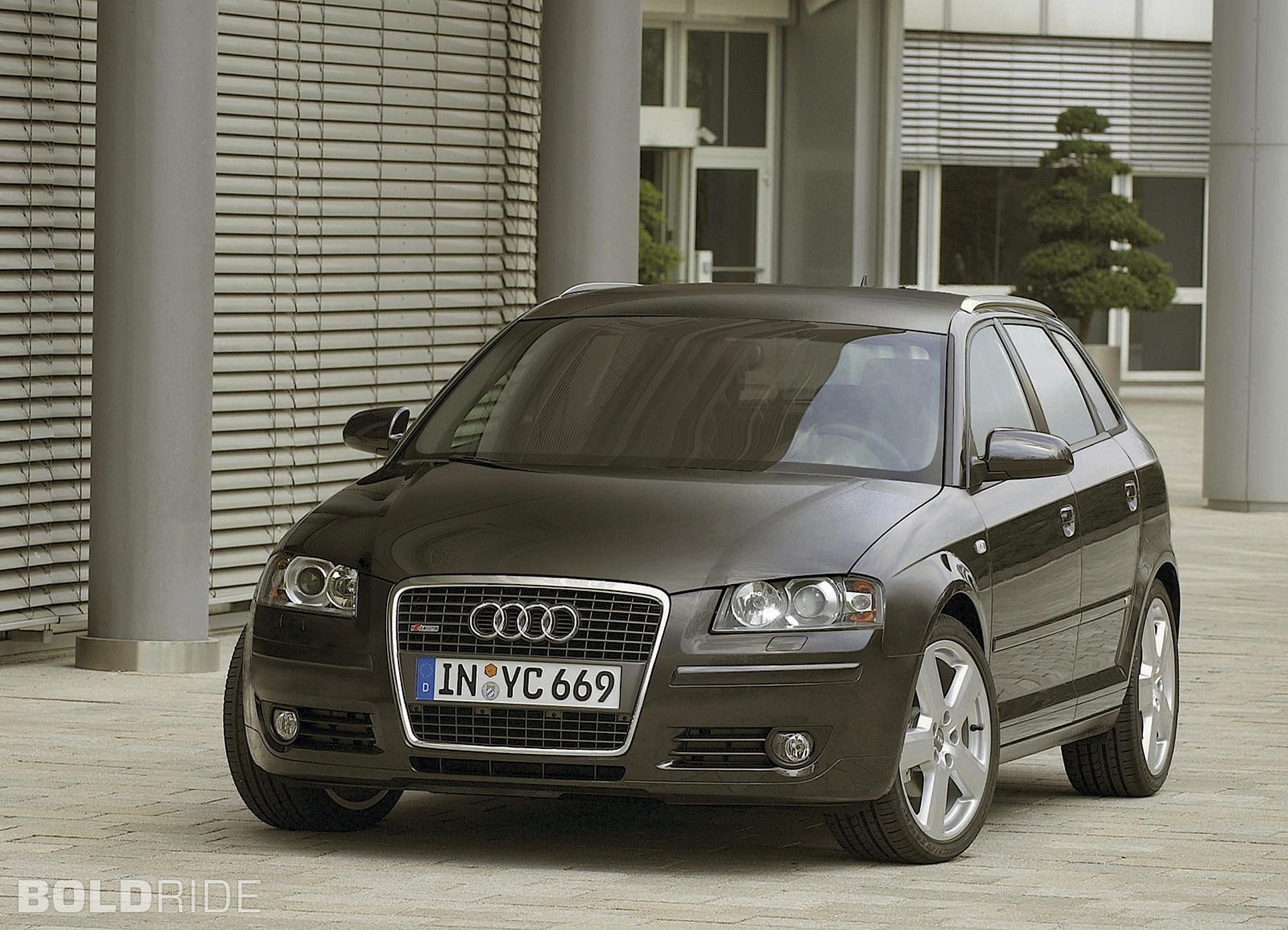 Audi A3 Sportback Sline Product 20101208 23:27:15