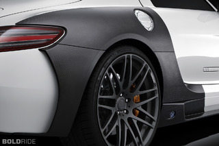 Brabus Mercedes-Benz SLS AMG Widestar