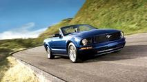 2008 Mustang Convertible