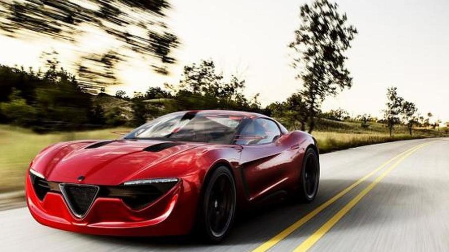 Ferrari engines to power high-end Alfa Romeo RWD sedans and SUVs starting 2016 - report