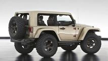 Jeep Wrangler Flattop 20.3.2013