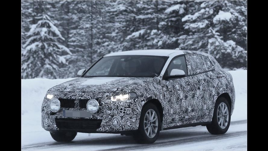 Erwischt: BMW X2 und X1 XL