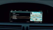 BMW Night Vision set-up menu (deutsch)