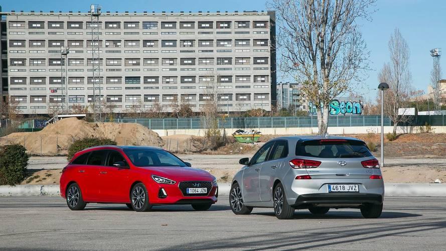 Gama Hyundai i30 2018: probamos las versiones 5 puertas y familiar CW