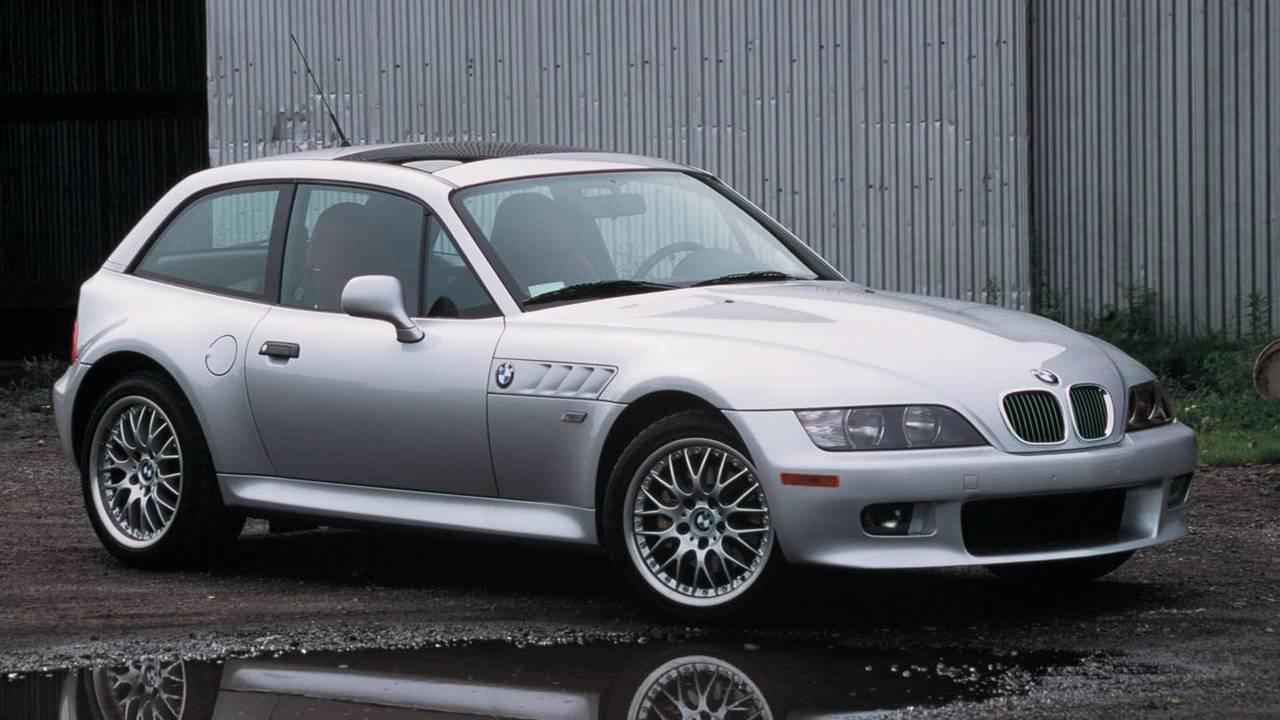 BMW Z3 Coupe: Clownshoe