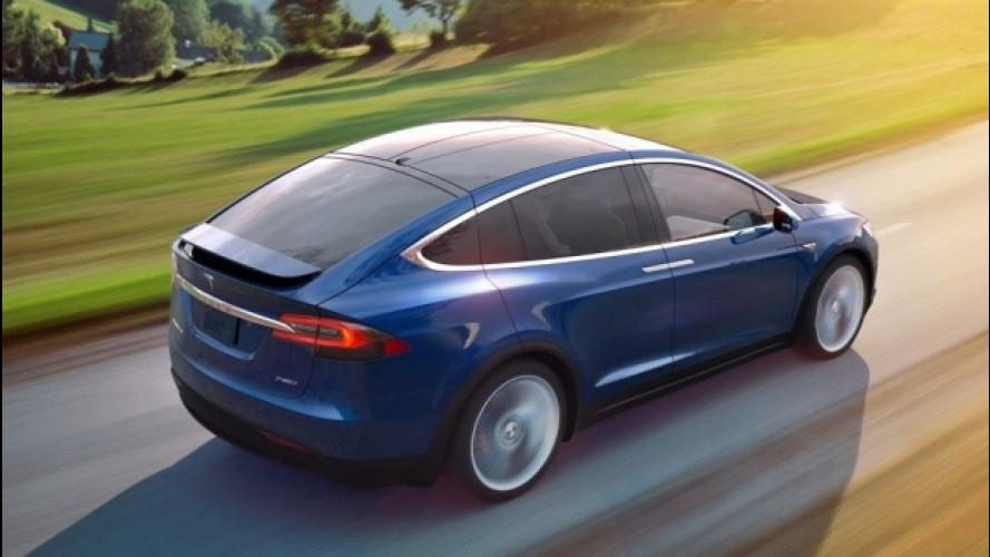 Tesla, la versione 8.0 del software cambia la guida semi-autonoma
