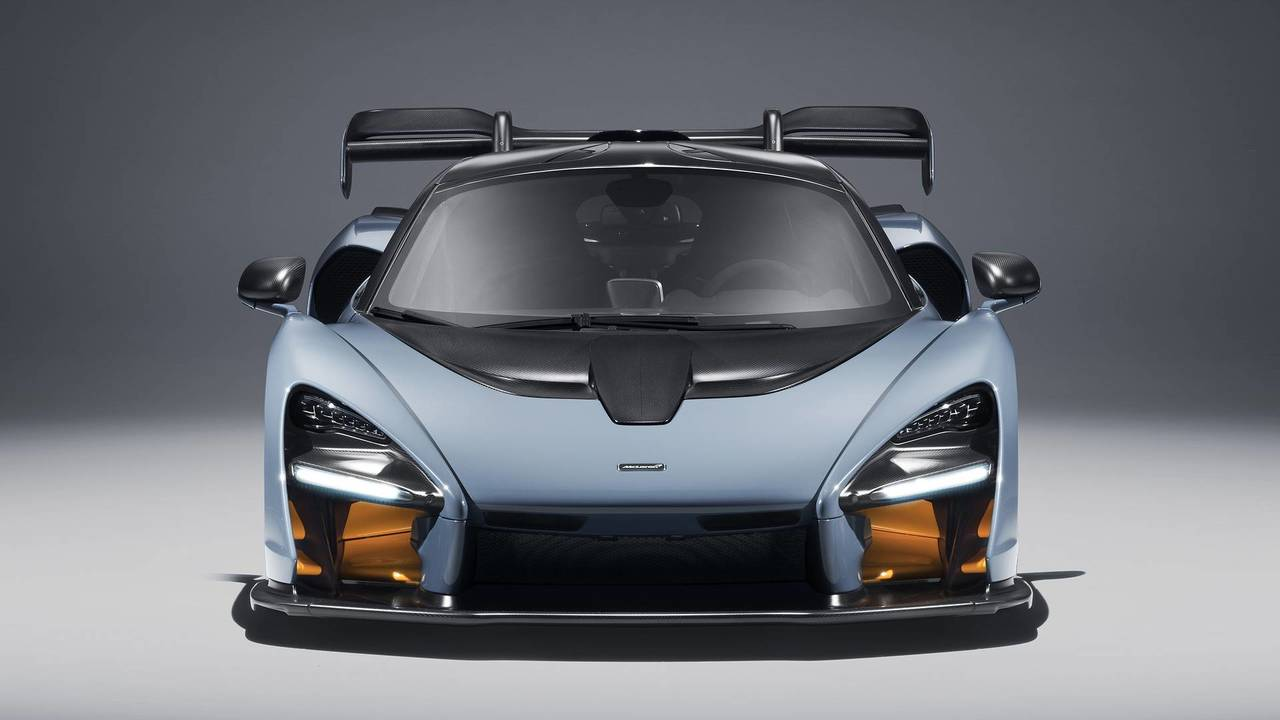 Mclaren Senna First Look The Maddest Mac Yet
