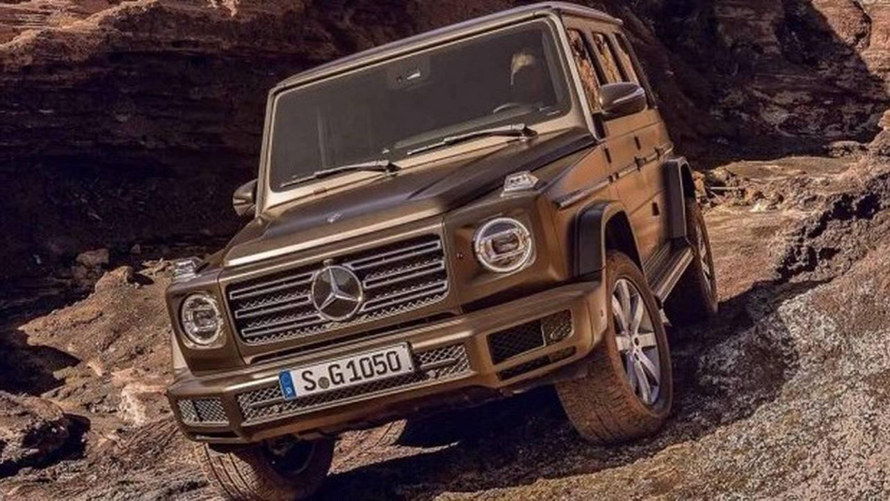 Mercedes-Benz Classe G - Nova geração