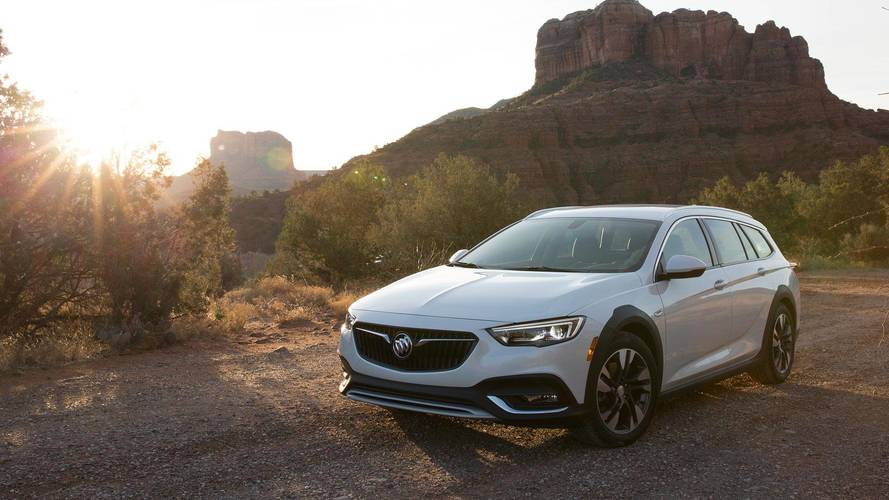 2018 Buick Regal TourX: First Drive
