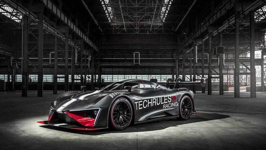 1305 lóerős lett a pályára készített Techrules Ren RS