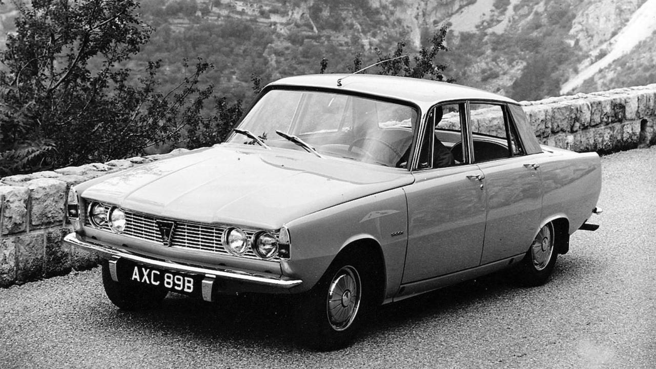 1964: Rover 2000
