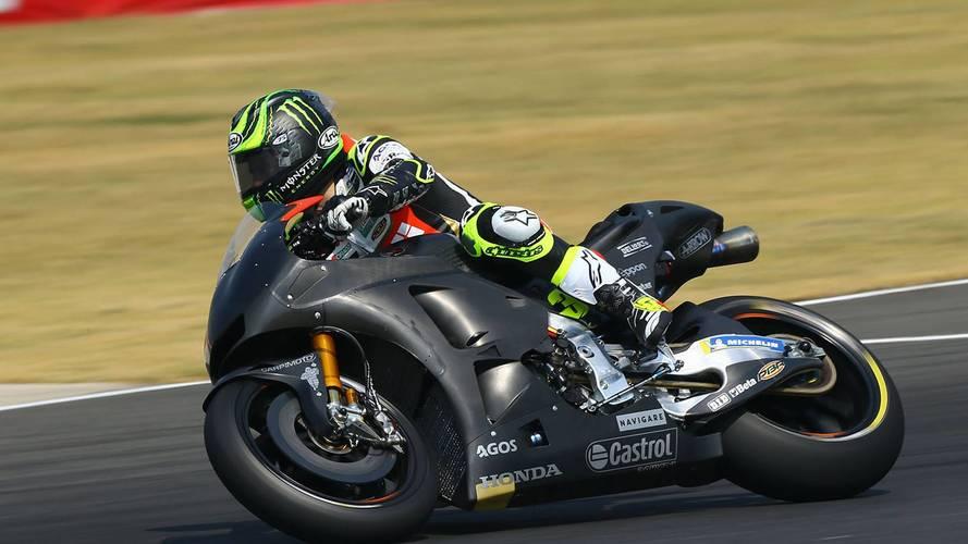 Cal Crutchlow, el más rápido en el estreno de MotoGP en Tailandia