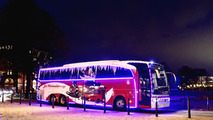 Mercedes Christmas Travego