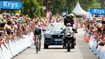 Jaguar F-PACE Tour de Francia 2015 (Team Sky)