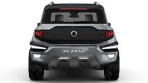 SsangYong XAV-Adventure concept