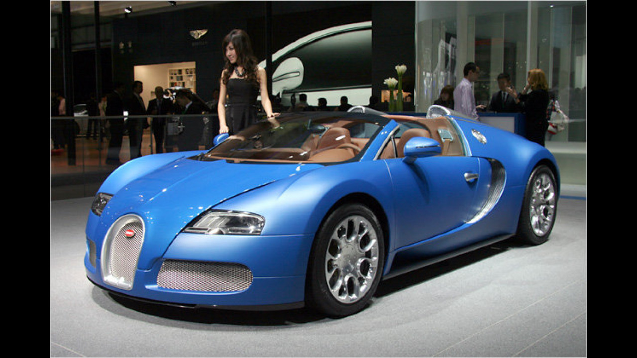 Bugatti Veyron 16.4 Gran Sport