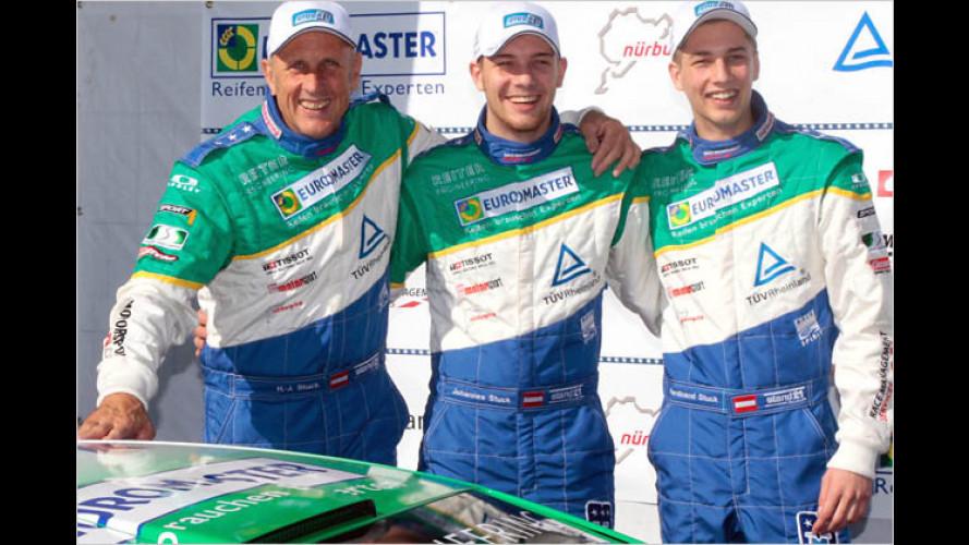 Hans-Joachim Stuck: Abschied beim 24-Stunden-Rennen