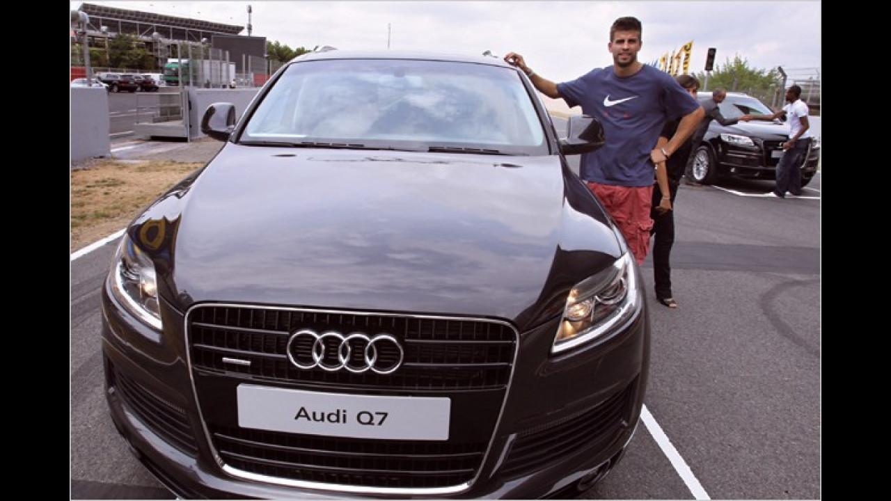 Barça fährt Audi