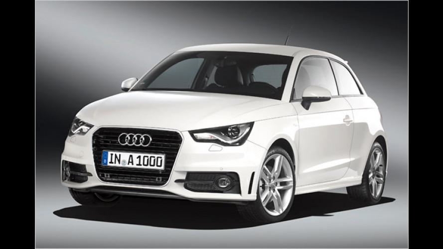 Kraftzwerg: Audi stellt Topversion des A1 vor