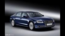Audi A8 L W12 Exclusive Concept
