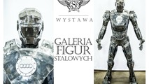 Galeria Figur Stalowych