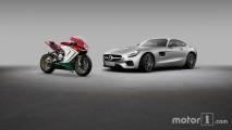 Mercedes, MV Agusta'yı 45 milyon dolarlık borçtan kurtarabilir