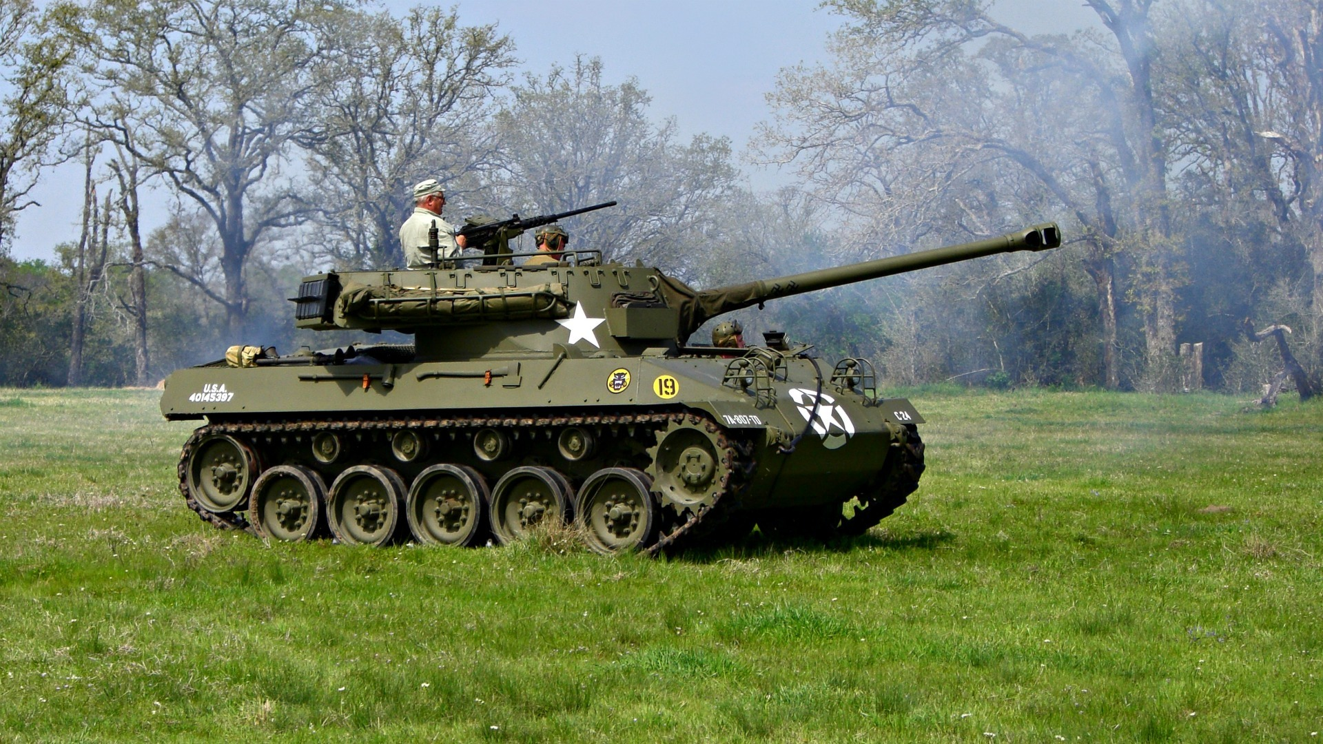 e of the world s fastest tanks was built by Buick