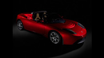 Tesla Roadster a quota 1.000