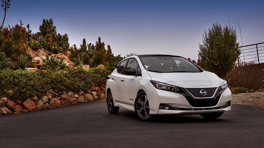 Nissan dévoile les tarifs de la nouvelle Leaf