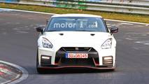 Nissan GT-R Nismo Spy Photos