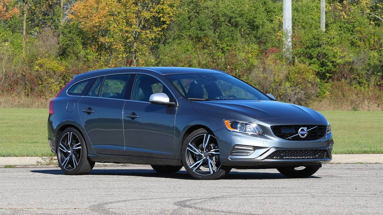 2018 Volvo Xc60 Towing Capacity >> 2018 Volvo V60 Review: The Cure For SUV Envy