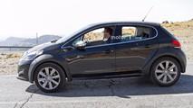 Muhtemel Peugeot 1008 casus fotolar