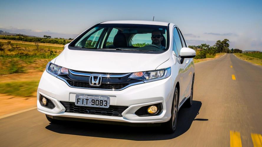 Vídeo avaliação - Honda Fit 2018 mostra novidades em detalhes