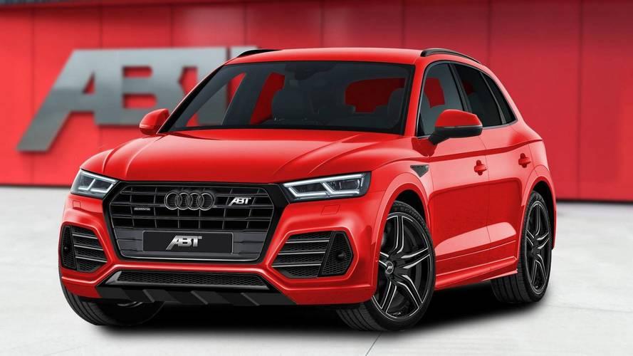 Ismét az ABT nyújtja a megoldást az Audi RS Q5-re váróknak