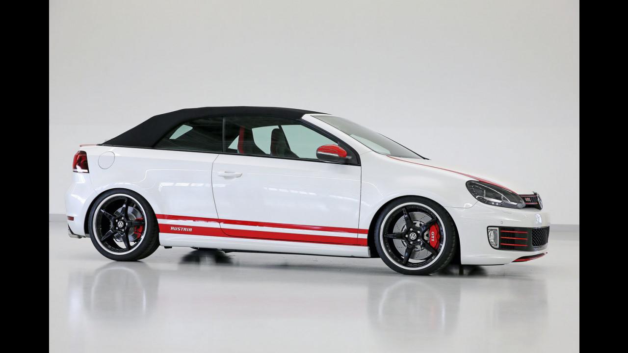 Volkswagen Golt GTI Cabrio Austria concept