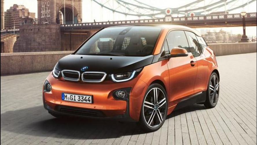 BMW i3, i prezzi