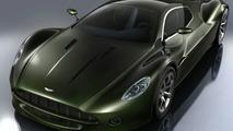Aston Martin Supercar Concept Artists Rendering