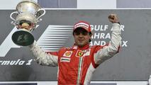 Felipe Massa Wins Bahrain Grand Prix